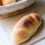 焼いた塩パン