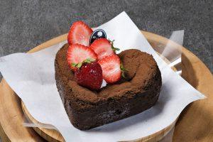 堀他の♥型バレンタインショコラ